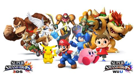 smash bros wii u 3ds guide best characters for