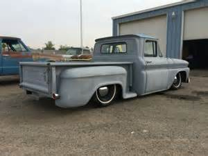 find used 1963 chevy c10 stepside shop truck rat rod c 10