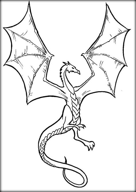 coloring pictures of flying dragons dragon coloring pages color zini