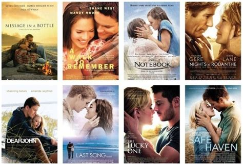 film romance passion the nicholas sparks formula for romance is so easy even