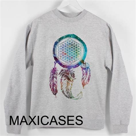 Hoodie Sweater Switer Bmth Logo bring me the horizon catcher galaxy sweatshirt