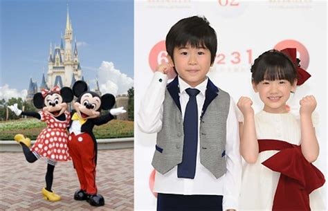Suzuki Fuku Ashida Mana Suzuki Fuku To Co With Disney