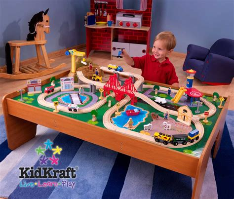 Kidkraft Train Table White Image Of Kidkraft Doll Kidkraft Doll Changing Table