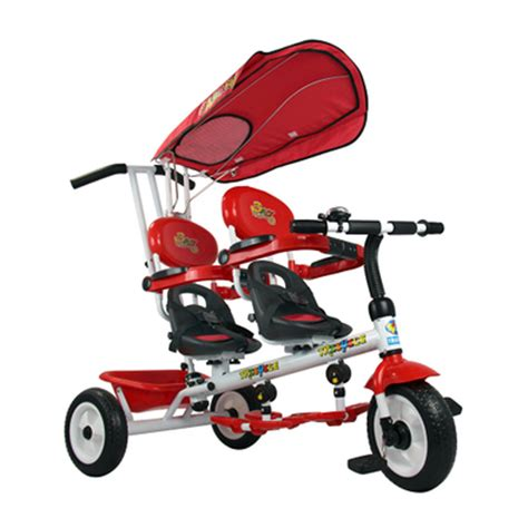 Trolly 6d 4in1 The Cars 1 4 In 1 Trike Baby Toddler Tricycle Safety