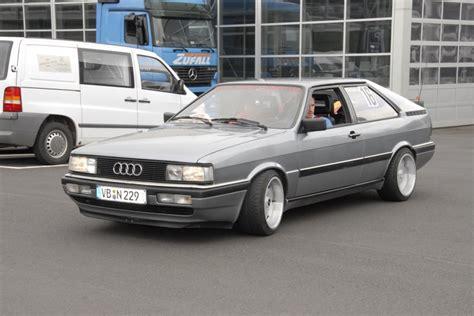 Audi Coupe Club by Coupe Gt Fotos Fahrzeugbilder De