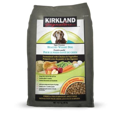 kirkland food review kirkland premium healthy weight food review