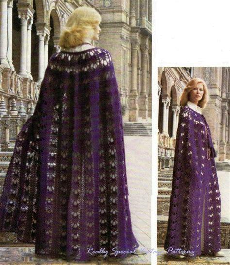 free pattern hooded cape free irish crochet hooded cloak patterns for women