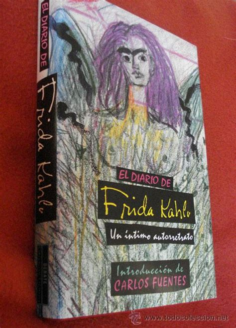 el diario de frida el diario de frida kahlo ed debate c 237 rculo 1 comprar libros de pintura en todocoleccion