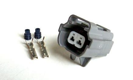 buy sumitomo dl090 2 fi 2pin honda cbr crf ktm fuel injector connector 6195 0041 motorcycle in