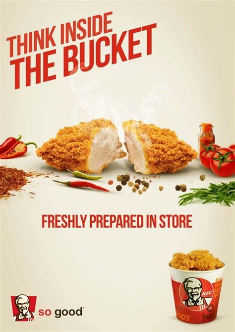 kfc till layout 177 best kfc old publicity images on pinterest food