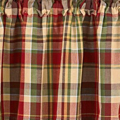 highland ridge window curtain swag