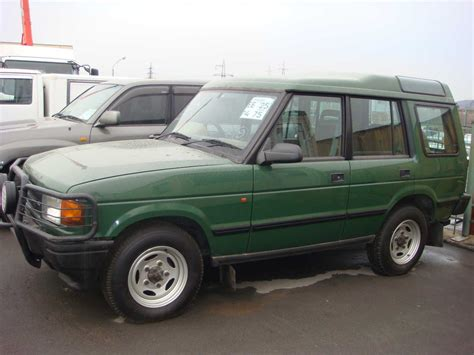 small engine maintenance and repair 1998 land rover range rover auto manual 1998 land rover discovery information and photos momentcar