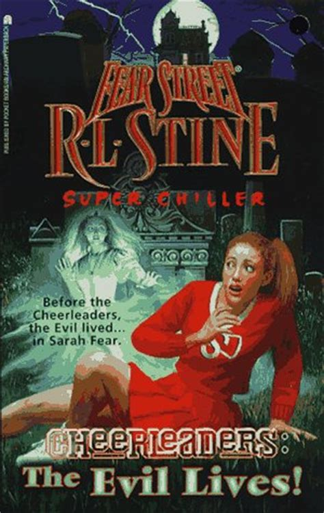 the secret bedroom rl stine the evil lives cheerleaders 5 fear street