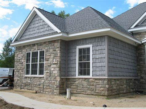 boral siding boral cultured stone for a traditional exterior with a