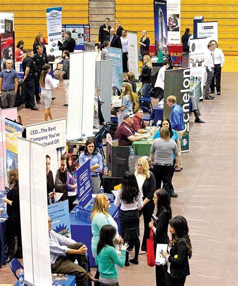 Of Nebraska Kearney Mba Program by Students Employers At Unk Career Fair Both See Positive