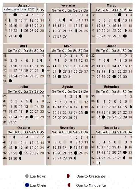 Calendario Janeiro 2018 Calend 225 Lunar 2018 A Gravidez