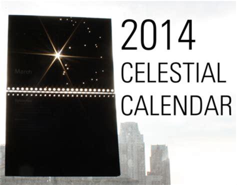 Celestial Calendar Celestial Calendar On Behance