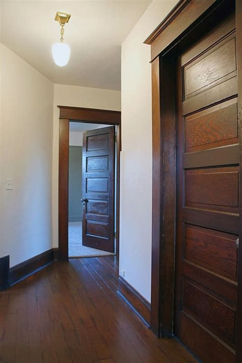 best 25 craftsman interior doors ideas on
