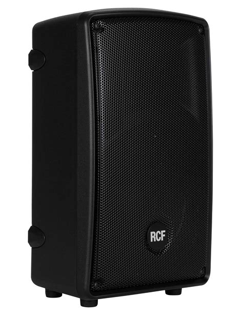Speaker Rcf Italy Rcf Hd10 A 10 Quot 2 Way Active Powered Loudspeaker Monitor Agiprodj