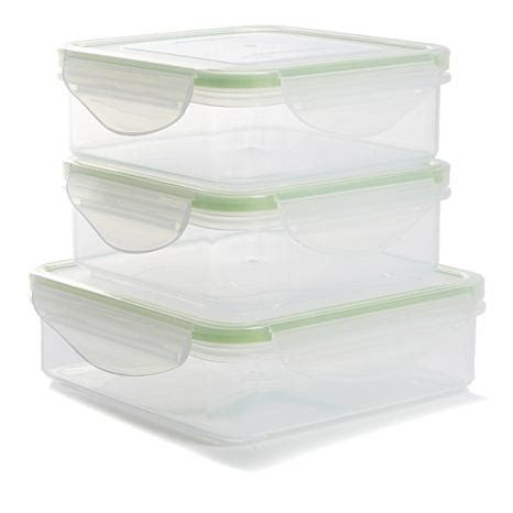 kinetic kinetic fresh 14 piece fresh food storage go fresh by kinetic 6 piece sandwich storage set 1272902