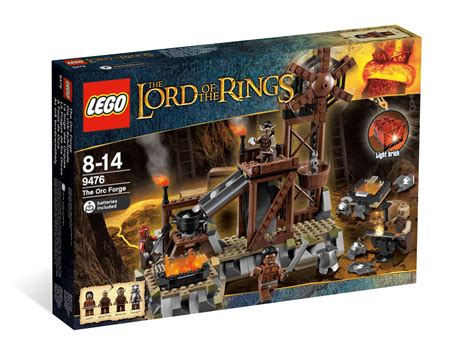 the orc forge 9476 the lord of the rings brick browse
