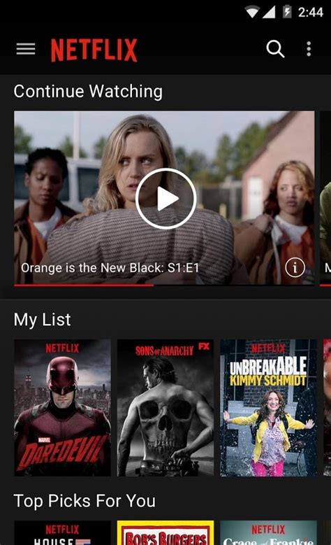 Play Store Netflix Netflix Android Apps On Play
