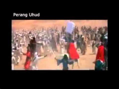 film kartun kisah teladan nabi muhammad kisah perang uhud sejarah nabi muhammad s a w seri 3 6