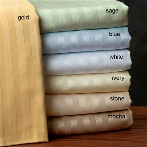 what is the best material for bed sheets satin stripe bed sheet and pillow case material for home