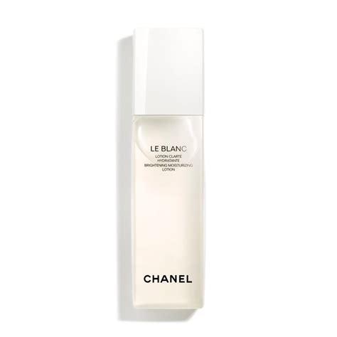 Harga Chanel Blanc Essentiel Serum le blanc brightening moisturizing lotion skincare chanel