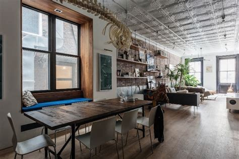 new york style home decor industrial design done right new york loft