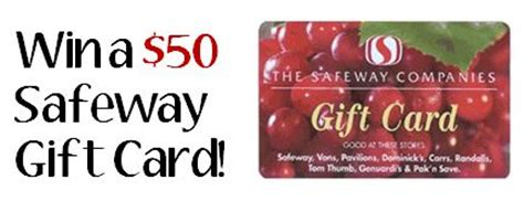 Gift Card At Safeway - meal for you monday