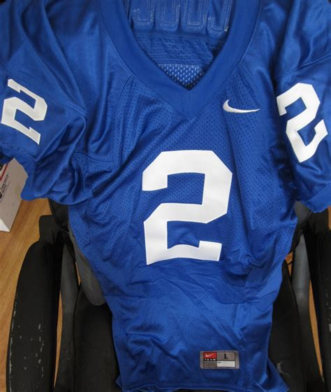 tim couch jersey tim couch kentucky wildcats authentic nike stitched blue