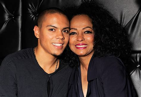 video does diana ross son have the singing skills to