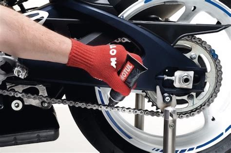 Which Motorcycle Chain Lube Should I Use   Motorcycle