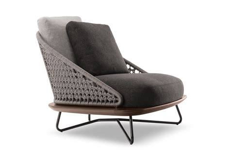 outdoor armchair rivera outdoor armchair by minotti stylepark