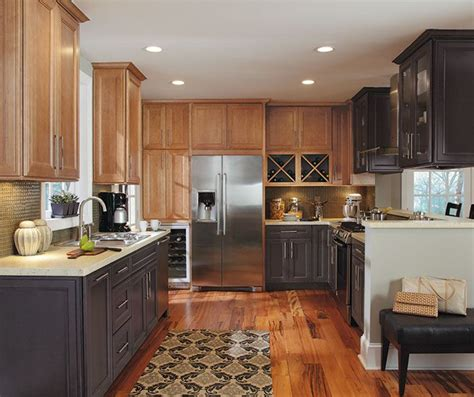 contemporary cabinets in maple diamond cabinetry 17 best images about transitional kitchens diamond at