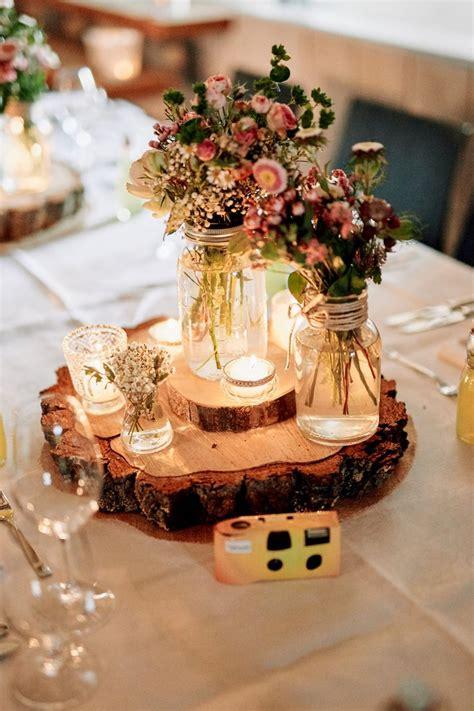 Hochzeit Rustikal by Die 25 Besten Ideen Zu Rustikale Tischdekoration Auf