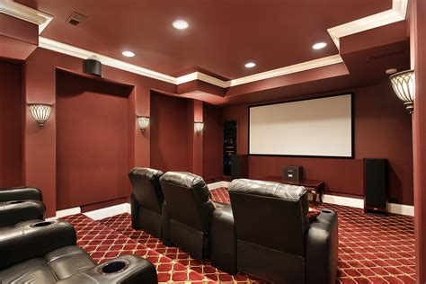 home theater lighting    options home theater