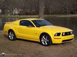 Ford Mustang Gt 2006 2006 Ford Mustang Gt Id 3961