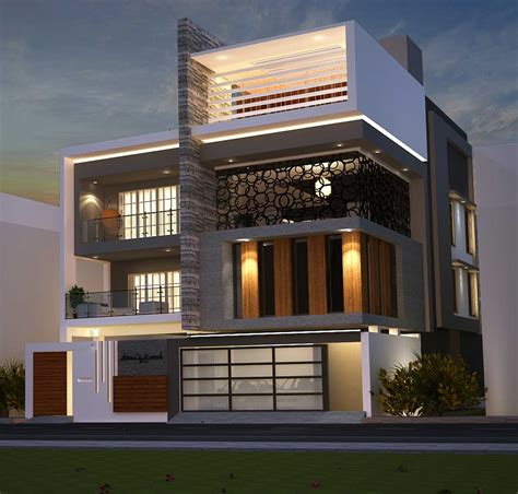 architecture house design residence architecture in nungambakkam chennai