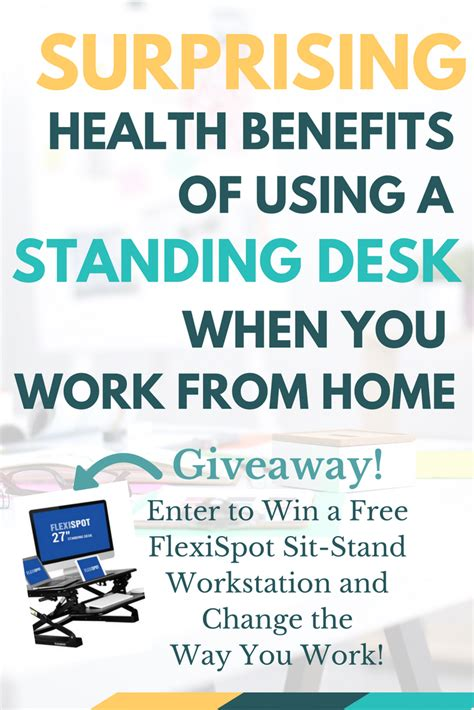 health benefits of a standing desk health benefits of standing desk