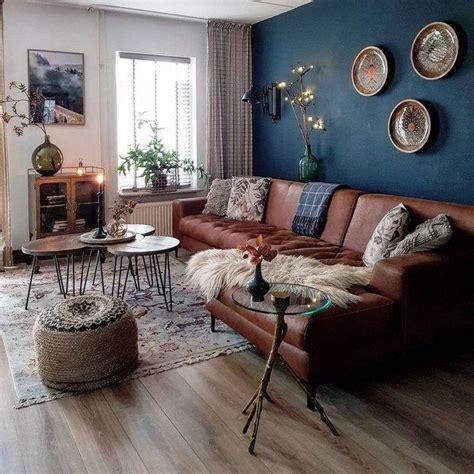 amazing bohemian style living room decor ideas
