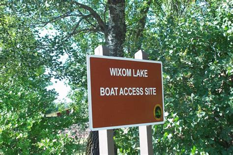 mi dnr boating wixom lake dnr boat access site beaverton mi