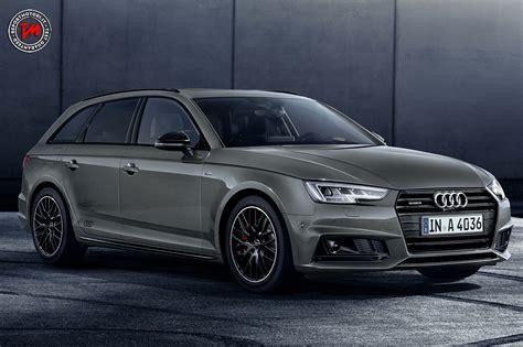 Audi A4 Black Edition by Look Aggressivo Per La Nuova Audi A4 Black Edition