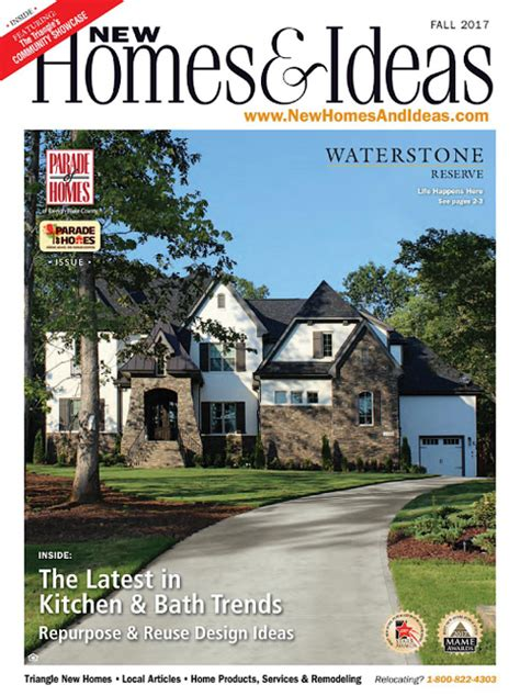 new homes and ideas magazine new homes ideas fall 2017 187 pdf magazines archive