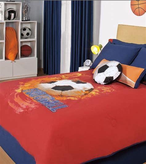 soccer bedding boys room pinterest