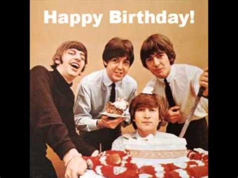 download mp3 the beatles happy birthday the beatles birthday 8bit happy birthday ella youtube