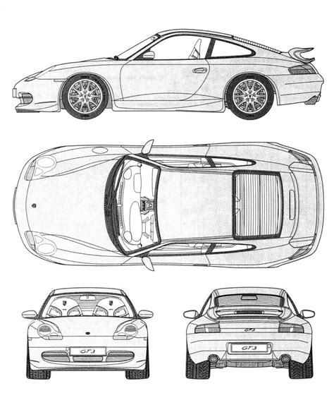 car templates for adobe illustrator gt3 gt3cup vector artwork for adobe illustrator anybody