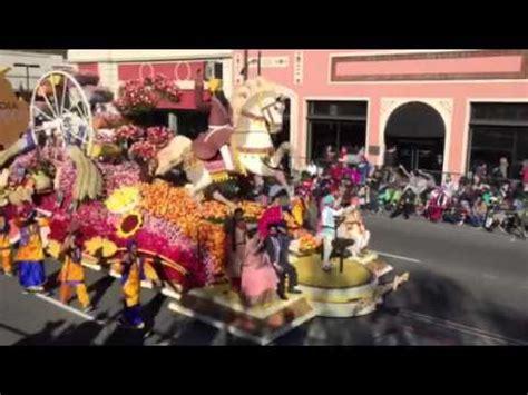 2016 rose bowl parade floats 2016 rose bowl parade united sikh mission float youtube