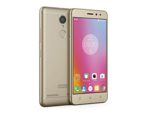 Lenovo Vibe K6 Note 4gb 32gb Grey lenovo inicia as vendas do vibe k6 e k6 plus no brasil